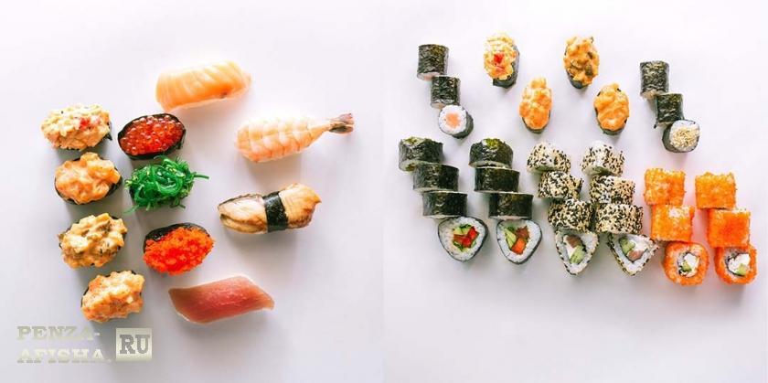 Фото - Sushi Today, Доставка еды