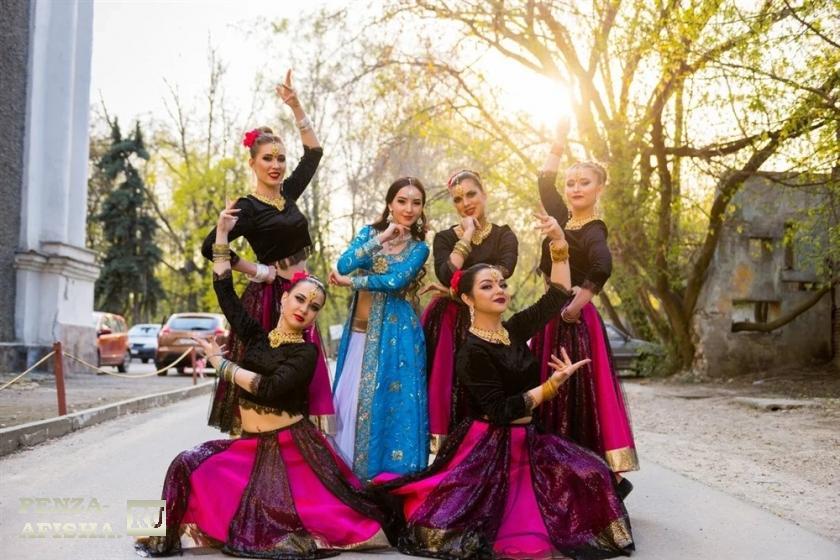 Фото - Ангури, Театр индийского танца