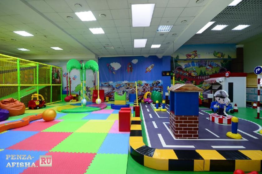 Фото - ИгроДром, Детский развлекательный центр