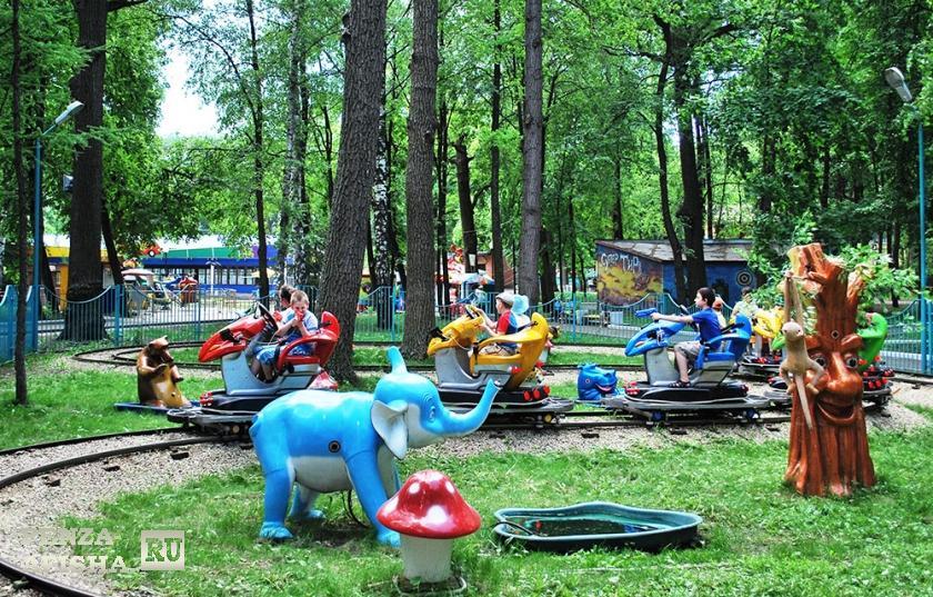 Фото - Центральный Парк Культуры и Отдыха им.В.Г.Белинского