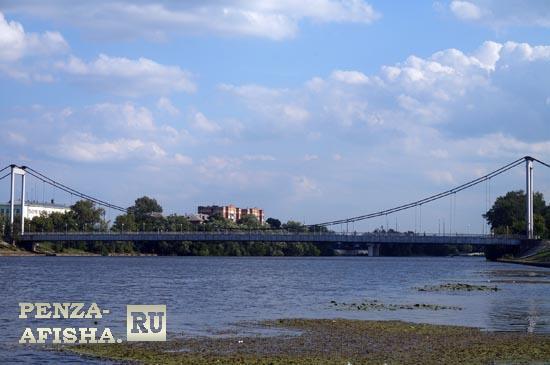 Фото - Росток, Набережная реки Суры