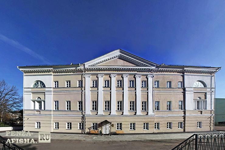 Фото - Губернаторский дом, 2-й корпус Картинной галереи им.К.А.Савицкого