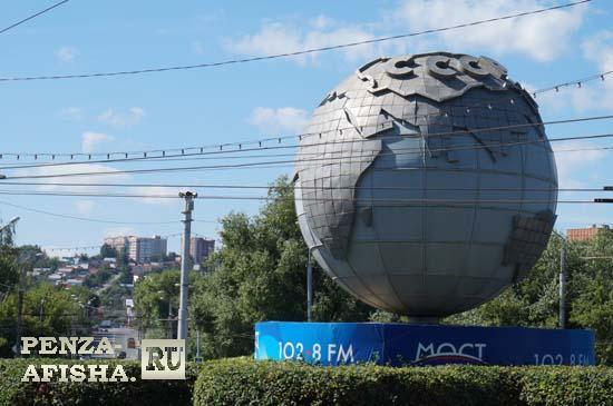 Фото - Монумент «Глобус»