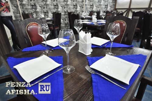 Фото - Посольство, Ресторан