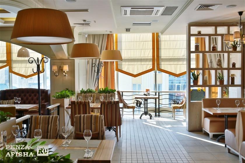 Фото - IL Патио, Ресторан ТРЦ ''Высшая Лига''