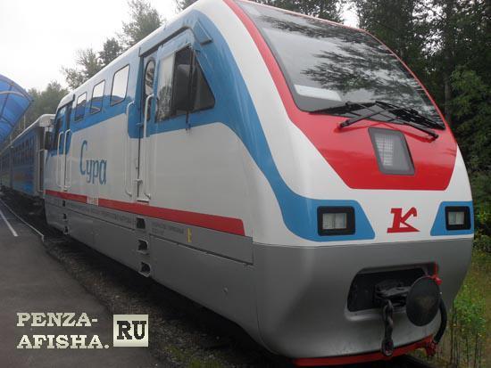 Фото - Детская железная дорога (ДЖД)