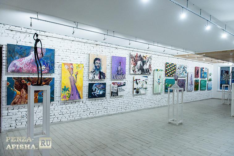Фото - Арт-Пенза, Галерея современного мирового искусства